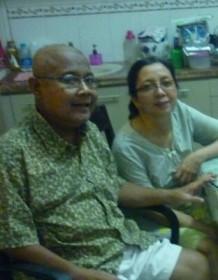 Almarhum Bapak, Sebelum Dirawat di RS